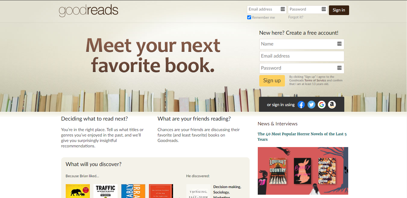 The GoodReads author program can do wonders for your Kindle book promotion.