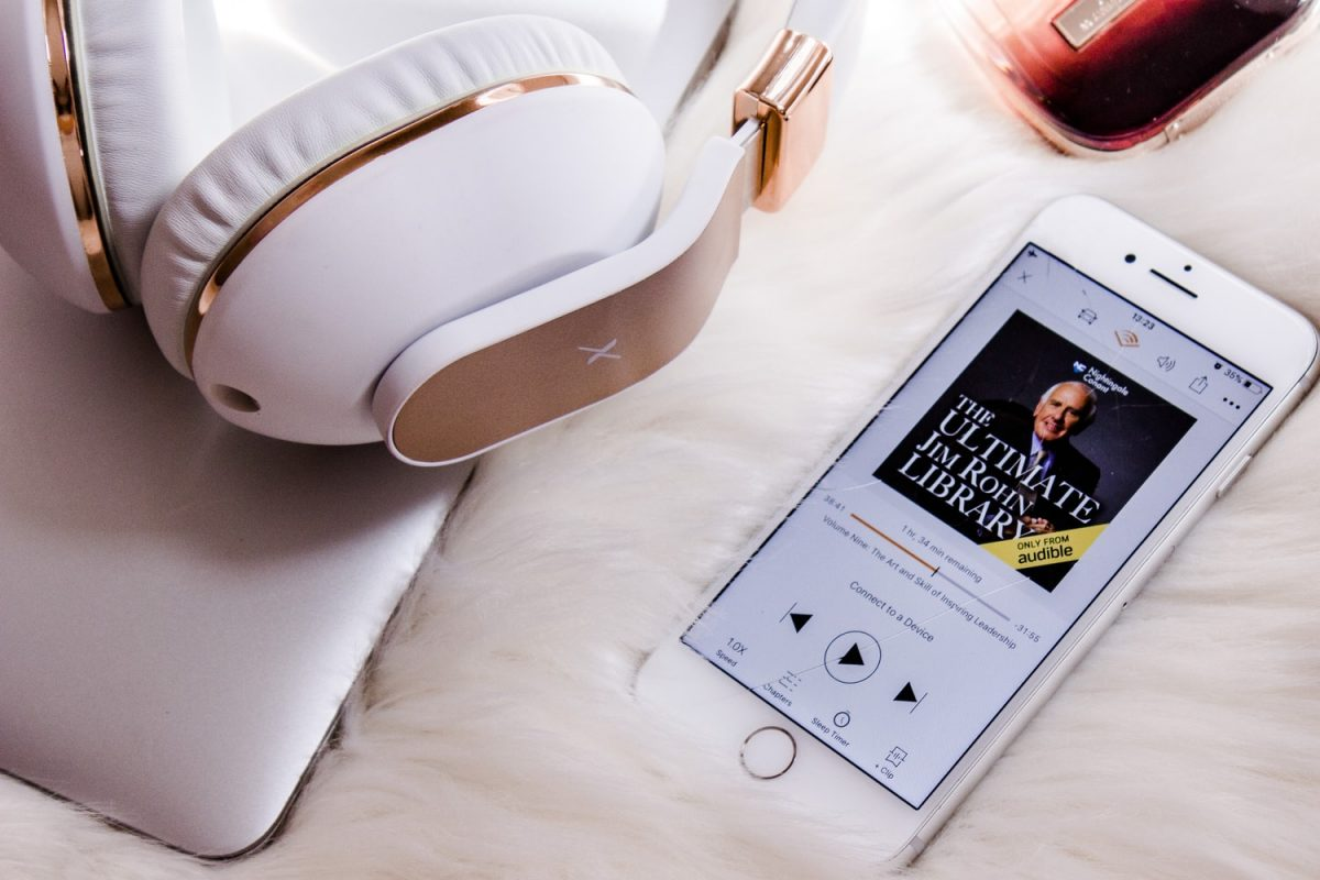 converting your book to an audiobook can increase sales